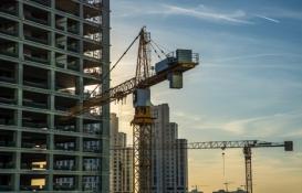 İnşaat sektörü ilk çeyrekte yüzde 6,9 büyüdü!