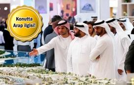 Bin 500 Arap konut için İstanbul'a geliyor!