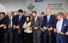 Erbil 11'inci Uluslararası İnşaat ve Yapı Fuarı kapılarını açtı!