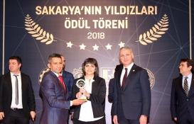 Prefabrik Yapı'ya Sakarya'nın Yıldızları ödülü!