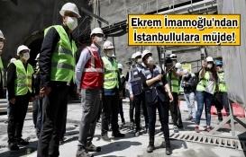 Ümraniye-Ataşehir-Göztepe Metrosu 2022'de açılacak!