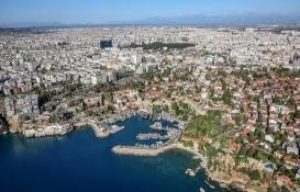 Antalya'da 23.8 milyon TL'ye satılık fabrika!