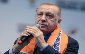 Cumhurbaşkanı Erdoğan: İskenderun'da bin 305 konut projesi yaptık!