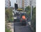 Mersin Erdemli'de asfalt çalışmaları yapılıyor!