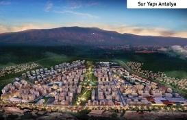 Sur Yapı projeleriyle Arap Türk Gayrimenkul Fuarı'nda!