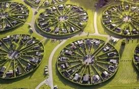 Ankara'da 'İdeal Cumhuriyet Köyü' kuruluyor! 2 bin dönüm alanda hobi bahçeleri yapılacak!