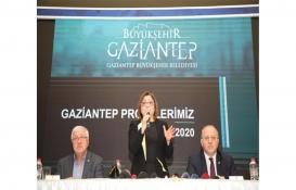 Gaziantep Büyükşehir Belediyesi 2020 projelerini açıkladı!