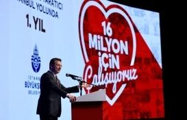 Ekrem İmamoğlu: Kentimiz için deprem ve Kanal İstanbul önemli tehdit!