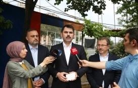 Murat Kurum'dan imarlı