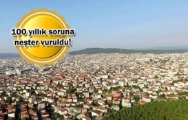 Sultanbeyli'de tapu sevinci!