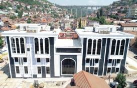 İzmit Yenidoğan-Serdar Kültür Merkezi'nin yüzde 90'ı tamam!