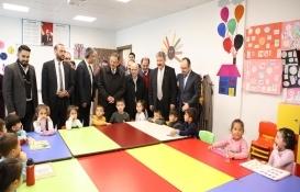 Kayseri Zeynep-Yahya Kılıçaslan Sosyal Tesisi ve Aile Sağlığı Merkezi açıldı!