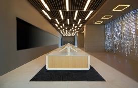 Bilişim Vadisi'nin iç mekanları OSO Mimarlık tarafından tasarlandı!
