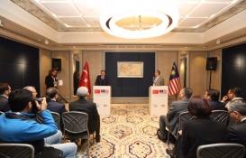 Türkiye-Malezya İş Geliştirme toplantısı yapıldı!