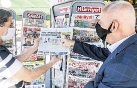 Gazete büfelerinden İBB'ye: 300 bin TL neye göre belirlendi?