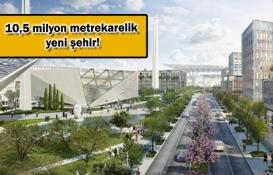 İstanbul Airport City nedir? İçinde neler olacak?