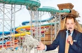 Edelstaal Group Fethiye'de 35 milyon euroya dev tema park inşa ediyor!