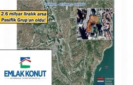 Emlak Konut GYO Ortaköy arsası için imzalar atıldı!