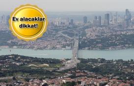 İstanbul'un getiri potansiyeli en yüksek 50 markalı konut projesi!