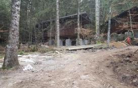 Gölcük Tabiat Parkı'na bungalov ve otel inşa ediliyor!