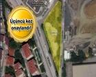 Kartal Soğanlık'taki park alanı imara açıldı!