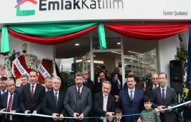 Emlak Katılım Bankası İzmir Konak şubesi açıldı!