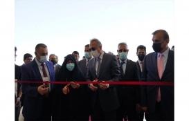 Irak'ta Türk şirketin inşa ettiği hastane hizmete açıldı!