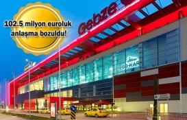 Gebze Center AVM'nin satışı iptal edildi!