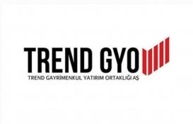 Trend GYO'dan ilk 3 ayda 22.5 bin TL'lik satış!