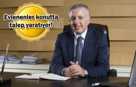 Ahmet Çelik: Altı yıllık arsa stokumuz var!