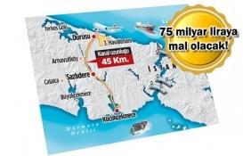 Kanal İstanbul takvimi açıklandı! İşte tüm detaylar!