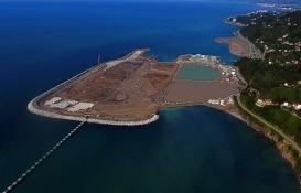Rize- Artvin Havalimanı'nın yüzde 52'si tamamlandı!