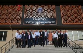 Kayseri Pınarbaşı Sosyal Yaşam Merkezi tamamlandı!