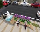 Antalya Mithatpaşa ve Gülveren Caddesi güzelleştiriliyor!