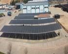 Türkiye'nin en büyük solar otoparkı Gaziantep'te kuruldu!