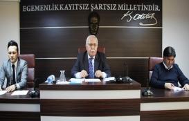 Giresun Belediyesi Aralık ayı toplantısı gerçekleşti!