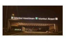 3. Havalimanı'na 'İstanbul Havalimanı' tabelası takıldı!