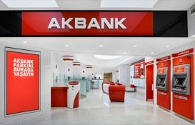 Akbank'tan peşinatsız konut kredisi!