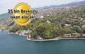 İmar Barışı'na en çok başvuru Beykoz'dan yapıldı!