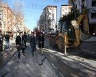Altınok Öz Kızılay Bulvarı'ndaki asfalt çalışmalarını inceledi!