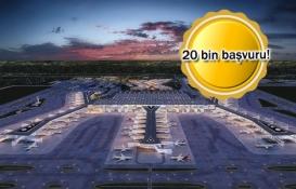 3. havalimanı güvenlik görevlisi ilanına rekor başvuru!