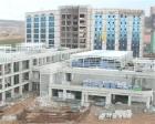 Bingöl Devlet Hastanesi 5 yıldır bitirilemedi!