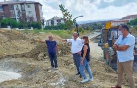 Çatalca'daki Cem Kara Yaşam Vadisi'nin inşaatı hız kesmiyor!