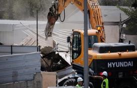 İsrail, Batı Şeria'daki bir okulu yıktı!