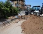 Manisa Ahmetli'nin altyapısı yenilendi!
