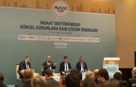 İnşaat sektörünün sorunları Mardin'de ele alındı!