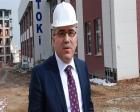Ergün Turan, Uşak Tabakhane dönüşüm projesini inceledi!