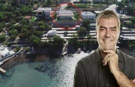 Yılmaz Özdil'in villası yıkılacak!