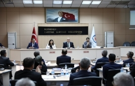 Denizli Büyükşehir Belediyesi 2018 faaliyet raporu kabul edildi!