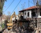 Çankaya Belediyesi 34 gecekondu yıkımını gerçekleştirdi!